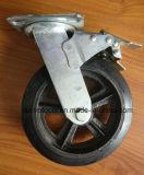 Style Le plus récent de haute qualité industrielle de pivotement des roues pivotantes en polyuréthane
