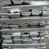 Meilleure qualité de lingots d'Aluminium 99,7 % de lingots d'aluminium raffiné