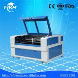 Macchina acrilica di legno del laser del CO2 di CNC di taglio dell'incisione del MDF del documento di cuoio
