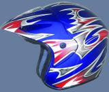 Halve Helm (201-blauw)