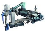 Machine en plastique à deux étages de pelletisation pour le sac de LDPE