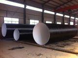 Ipn8710 3PE größerer Durchmesser-Antikorrosion-Spirale-Stahlrohr