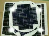 piccolo comitato solare Tempered del coperchio di vetro 18V (5W-35W) per indicatore luminoso solare