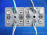 Hotsale 4 bricht 5054 wasserdichte Baugruppe SMD Gleichstrom-12V LED ab