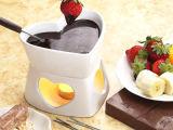 Fondue de Chocolat de forme de coeur la mini (TS-1571)