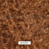 1mwidthドア項目および車のための木パターン水転送の印刷のフィルムは分ける(BDS3603)
