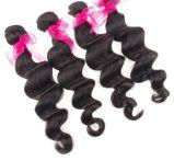 最もよい品質のブラジルのバージンの毛、ボディ波、等級Aaaa