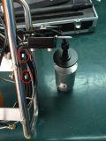 Лоток/камера наклона для камеры осмотра печной трубы с счетчиком метра