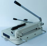 Cortador de papel de apilamiento de guillotina manual de trabajo pesado (YG-868 A4 / A3)
