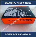 Rolamento de rolo quente 45280/45220 Set409 do atarraxamento da polegada de Timken do Sell