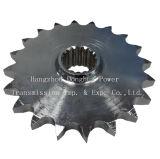 Roda dentada padrão do ANSI com cubos e ranhura 120c20t