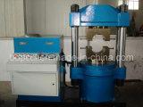 Al pulsar hidráulica la máquina (YS350, YS500, YS800, YS1000, YS2000).