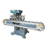Machine d'impression de garniture de courroie de réservoir de six couleurs