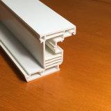 Portes de profil du profil UPVC de guichet de PVC 70mm