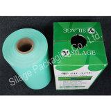 緑色、サイレージ包む、500mm*25mic*1800m干し草、ベールフィルム