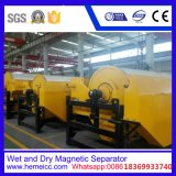 Enriquecimento magnético seco de minerais de Formagnetic do separador de Roughing9022