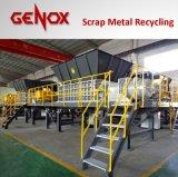 Sistema di riciclaggio della ferraglia di alta efficienza/riciclare macchina
