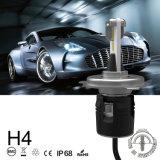B6 H4 LED Selbstscheinwerfer mit bester Qualität der Turbine-24W 3600lm
