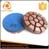 3-дюймовый металлические Hybird алмазные абразивные бетонный пол Шлифовальные инструменты