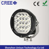 "7 ""impermeable 12V 90W CREE LED de luz 4X4"