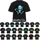 T-Qualizer LED LED clignotante T-Shirts