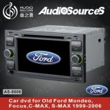 Alquiler de DVD para Ford Focus con pantalla táctil (como-8606)