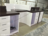 Marble LED Light Bar Counter