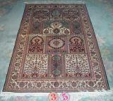 Персидские ковры из шелка ручной работы