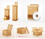 Corrugaed Papierkasten-Herstellungs-Maschine (GK-1080PC)