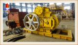 Lehm-Feinheit-Rollenzerkleinerungsmaschine mit Arbeitsvideo