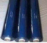 Зеленый лист PVC мягкий для пола заволакивания