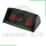 Affichage LED capteurs de stationnement sans fil pour les véhicules commerciaux et des autobus