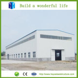 Изготовление здания пакгауза стальной структуры конструкции подъема конструкции высокое Prefab