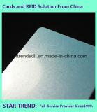 Off-Set Printing Cr80 0,76mm Cartão de PVC padrão feito na China