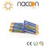 Pile sèche non rechargeable ultra alkaline de la batterie D.C.A. Lr03 1.5V