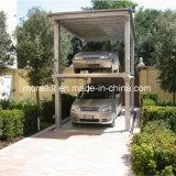 Подъем Mechine автомобиля платформы стоянкы автомобилей гаража двойной