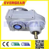Redutor de velocidade de engrenagem de alta eficiência com motor elétrico