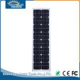 Luz al aire libre solar integrada de la calle LED de la aleación de aluminio de IP65 40W