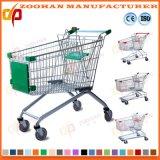 Metal fio Kiddy Carrinho de carrinho de compras da criança sobre Rodas (Zht168)