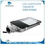 Indicatore luminoso solare esterno della strada principale LED della lampada della lega di alluminio di verifica della fabbrica
