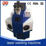 De hete machine van het Lassen van de Vlek van de Juwelen van de Verkoop 200W (ingebouwd koeler type)