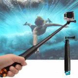Gopro를 위한 Gopro 방수 Monopod 다채로운 알루미늄 Selfie 지팡이