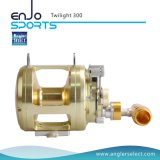 Twilight Sea Fishing Aluminium 8 + 1 Bearing Sound Alarm Trolling Fishing Reel (Twilight 300)