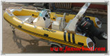 1.2mm Zuid-Korea PVC Rigid-gepeld Inflatable Boat (RIB-520)