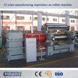 Cheap Heavy Duty deux rouleaux en usine de mélange avec les roulements de la machine