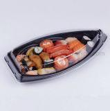 ال [نو تب] [جبنس] مستهلكة طبق أرز ياباني بلاستيكيّة يعبّئ صندوق