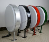 Boîte à lumière en aluminium acrylique rétro-éclairée en aluminium