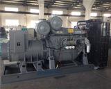 600kw с генератором двигателей Perkins тепловозным с открытой рамкой