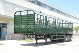 du pieu 40feet remorque semi pour le marché du Vietnam