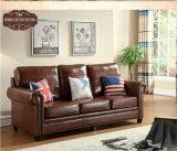 América Sofá, combinação sofá, 1+2+3 sofá de couro de mobiliário (8001)